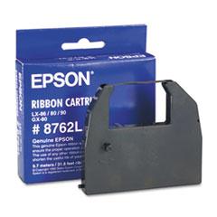EPS8762L - Epson 8762L Ribbon, Black