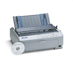 EPSC11C524001 - Epson® FX-890 Dot Matrix Impact Printer