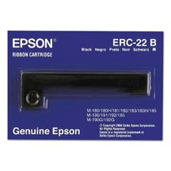 EPSERC22B - Epson® ERC22B Dot Matrix Printer Ribbon
