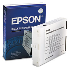 EPSS020118 - Epson S020118 Quick-Dry Ink, 3800 Page-Yield, Black