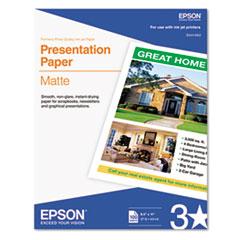 EPSS041062 - Epson® Matte Presentation Paper