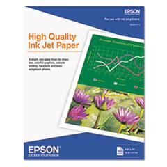 EPSS041111 - Epson® High Quality Inkjet Paper