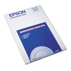 EPSS041351 - Epson® Watercolor Radiant White Inkjet Paper