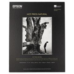 EPSS042321 - Epson® Hot Press Natural Fine Art Paper