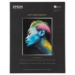 EPSS042327 - Epson® Hot Press Bright Fine Art Paper