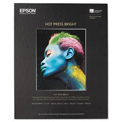 EPSS042331 - Epson® Hot Press Bright Fine Art Paper