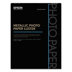EPSS045596 - Epson® Professional Media Metallic Luster Photo Paper
