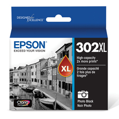 EPST302XL120S - Epson® T302XL High Capacity Ink Cartridges