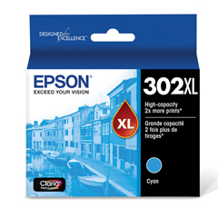EPST302XL220S - Epson® T302XL High Capacity Ink Cartridges