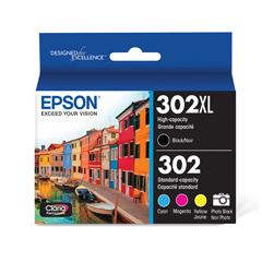 EPST302XLBCS - Epson® T302XL High Capacity Ink Cartridges