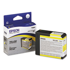 EPST580400 - Epson T580400 UltraChrome K3 Ink, Yellow
