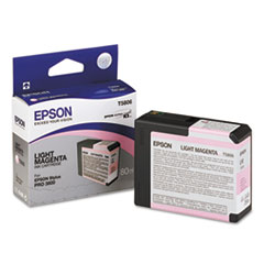 EPST580600 - Epson T580600 UltraChrome K3 Ink, Light Magenta