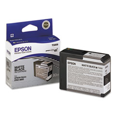 EPST580800 - Epson T580800 UltraChrome K3 Ink, Matte Black