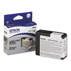 EPST580900 - Epson T580900 UltraChrome K3 Ink, Light Light Black