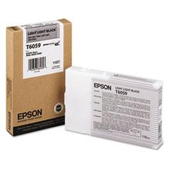EPST605900 - Epson T605900 (60) Ink, Light Light Black