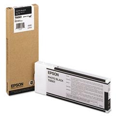 EPST606100 - Epson T606100 (60) Ink, Photo Black