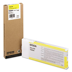 EPST606400 - Epson T606400 (60) Ink, Yellow