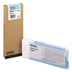 EPST606500 - Epson T606500 (60) Ink, Light Cyan