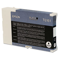 EPST616100 - Epson T616100 Ink, 3,000 Page-Yield, Black