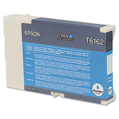 EPST616200 - Epson T616200 Ink, 3,500 Page-Yield, Cyan