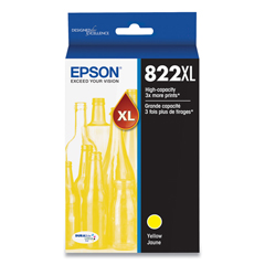 EPST822XL420S - Epson® T822XL Original High-Capacity Ink Cartridges