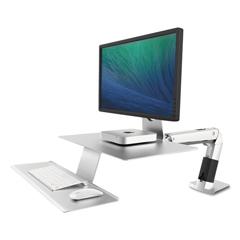 ERG24422227 - Ergotron® WorkFit-A Sit-Stand Workstation with Suspended Keyboard