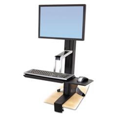 ERG33344200 - Ergotron® WorkFit-S Sit-Stand Workstation