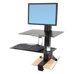 ERG33351200 - Ergotron® WorkFit-S Sit-Stand Workstation