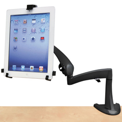 ERG45306101 - Ergotron® Neo-Flex® Desk Mount Tablet Arm