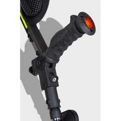 ERXA006 - Ergoactives - Ergobaum 7G Shock Absorber Forearm Crutches, 1 Pair, Purple (5 to 66)