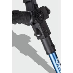 ERXA009 - Ergoactives - Ergobaum Junior Forearm Crutches 1 Pair - Blue (39 to 5)
