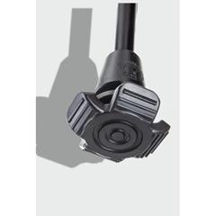 ERXA015 - Ergoactives - Ergocap High Performance Universal Crutch/Cane Tip, Single Unit