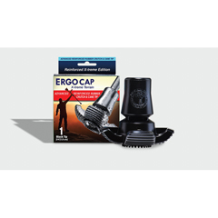 ERXA030-1 - Ergoactives - Ergocap X-treme Weather Universal Crutch/Cane Tip, Single Unit