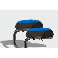 ERXA038 - Ergoactives - ErgoPad Crutch Pillows Universal for Underarm Crutches
