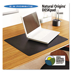 ESR120758 - ES Robbins® Natural Origins Desk Pad