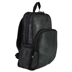 EST113960BJBLK - Eastsport® Mesh Backpack