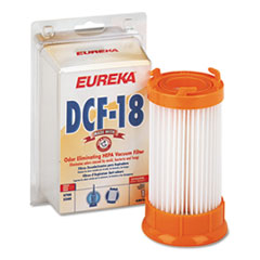 EUR63073C2CT - Eureka® DCF-18 Dust Cup Filter for Bagless Upright Vacuum Cleaners