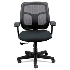 EUTMT9400BK - Eurotech Apollo Mid-Back Mesh Chair
