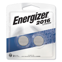 EVE2016BP2 - Energizer® Watch/Electronic/Specialty Battery