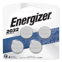 EVE2032BP4 - Energizer® Watch/Electronic/Specialty Battery