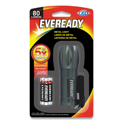 EVE2661182 - Eveready® Compact LED Metal Flashlight
