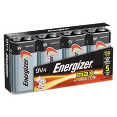 EVE522FP4 - Energizer® MAX® Alkaline Batteries