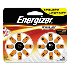 EVEAZ13DP16 - Energizer® Mercury-Free Watch/Electronic/Specialty Battery