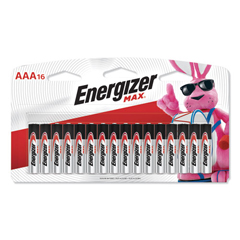 EVEE92LP16 - Energizer® MAX® Alkaline Batteries