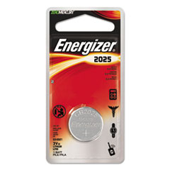 EVEECR2025BP - Energizer® Watch/Electronic/Specialty Battery