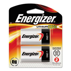 EVEELCRV3BP2 - Energizer® e²® Photo Lithium Batteries