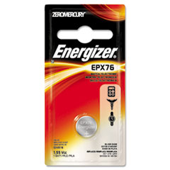 EVEEPX76BPZ - Energizer® Mercury-Free Watch/Electronic/Specialty Battery