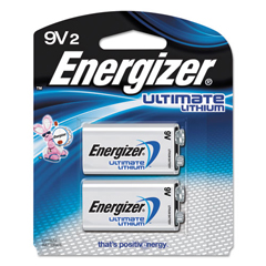 EVEL522BP2 - Energizer® Ultimate Lithium Batteries