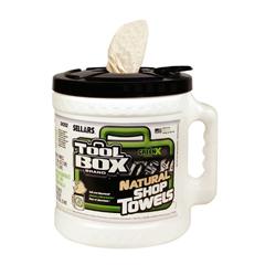 EVR24202 - SellarsTOOLBOX® Z300 GREENX™ series BIG GRIP® Bucket Wipers
