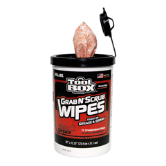 EVR90150 - Sellars - Tool Box™ Rubbin Rags™ Hand & Surface Shop Wipes